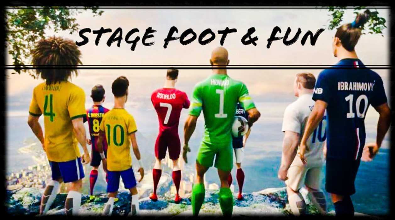 Stage foot & Fun 0